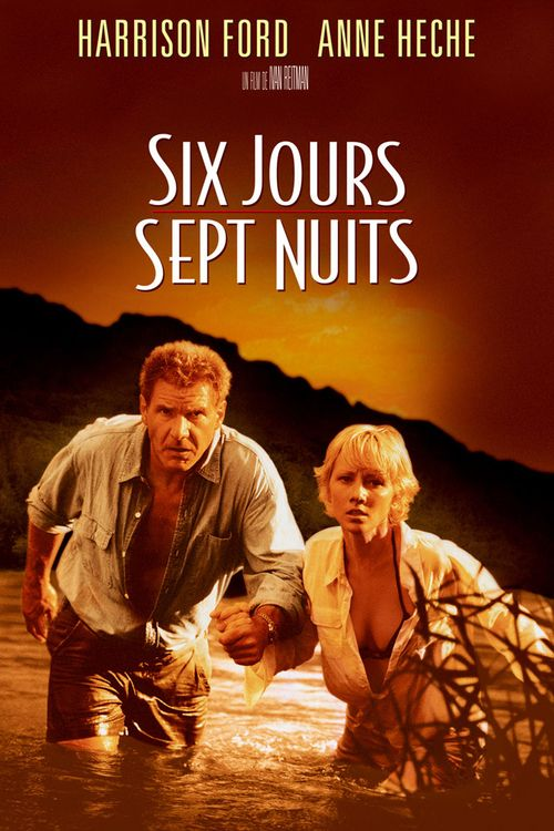 Watch Six Days Seven Nights 1998 Full Movie Online Free