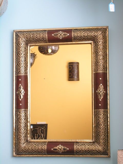 Silver mirrors with intricate carving add that classic look to your room.  See our mirror selection here http://www.maroque.co.uk/catalog.aspx?p=00683