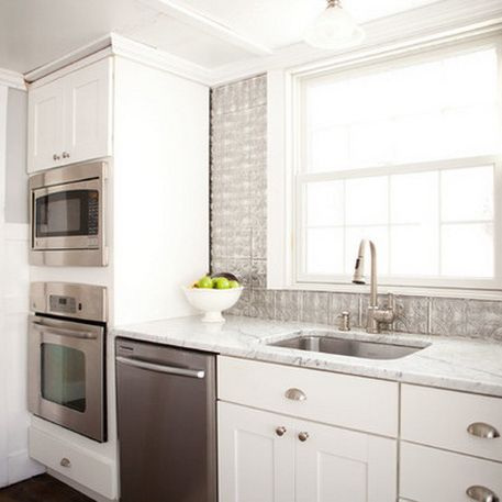 Kitchen design ideas for small kitchens 05 diy tips for Kitchen ideas real estate