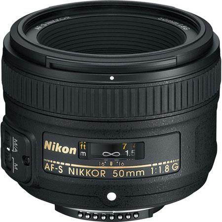 The perfect gift!! Nikon 50mm f/1.8G AF-S Nikkor Lens