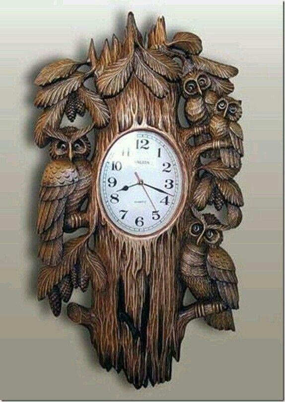 Lechuzas reloj