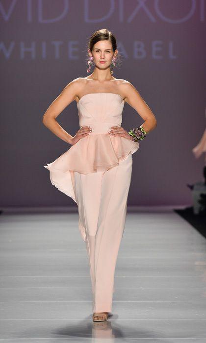 The complete David Dixon collection  #bridal #bride #wedding #dress #fashionweek #daviddixon #torontofashionweek
