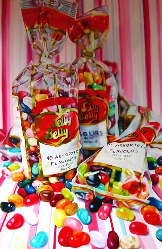 'Candy Stripe Jelly Belly' | Kate Brinkworth | Portfolio