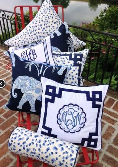 Introducing our favorite designer Jane Wilner bedding using Ellie elephant navy fabric and our Leopard Spots fabrics Combine these two fabrics wi