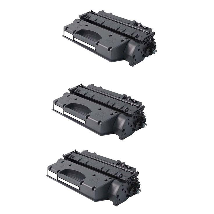 N 3PK Canon 120 Compatible Toner Cartridge Canon imageCLASS D1120 D1150 D1170 D1180