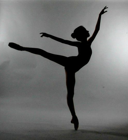 Whos Out Of Touch >> arabesque silhouette. | pointe shoes and tutus | Pinterest | Beautiful, Beautiful tattoos and Ballet