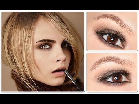 Burberry Makeup Collection for Autumn 2012   Olga Blik Video ...