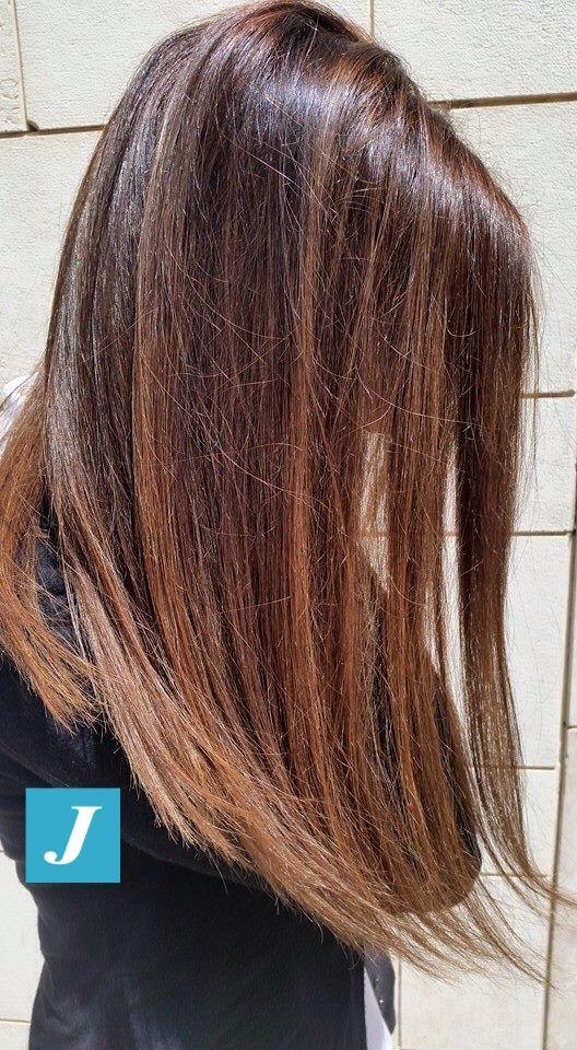 Sfumature di stile. #cdj #degradejoelle #tagliopuntearia #degradé #igers #naturalshades #hair #hairstyle #haircolour #haircut #longhair #style #hairfashion
