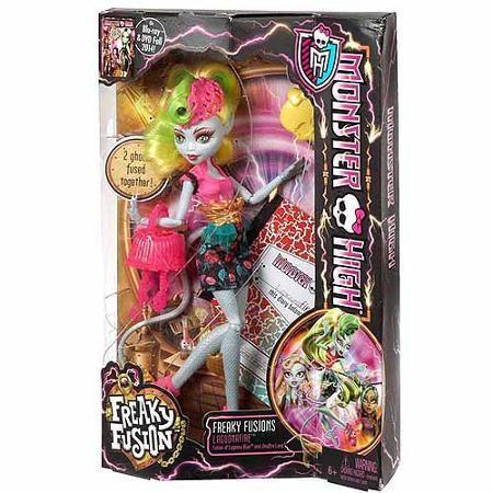 Monster High, Freaky fusion Lagoona fire. 29.99$ Achetez-le info@laboiteasurprisesdenicolas.ca 450-240-0007