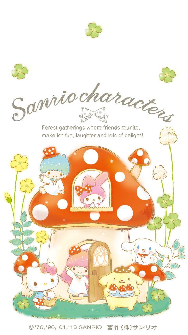Sanrio Characters おしゃれまとめの人気アイデア Pinterest かいじゅう ハローキティの写真 サンリオ イラスト ハローキティの壁紙