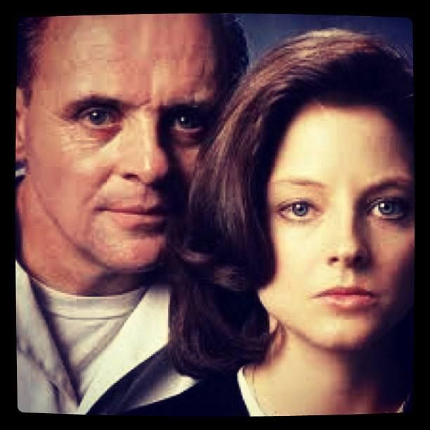 Dr. Hannibal Lecter and Agent Clarice Starling