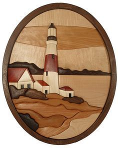 Intarsia Lighthouse | Flickr : partage de photos !