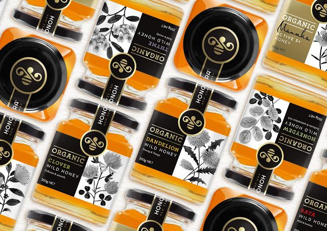Honora on Packaging of the World - Creative Package Design Gallery