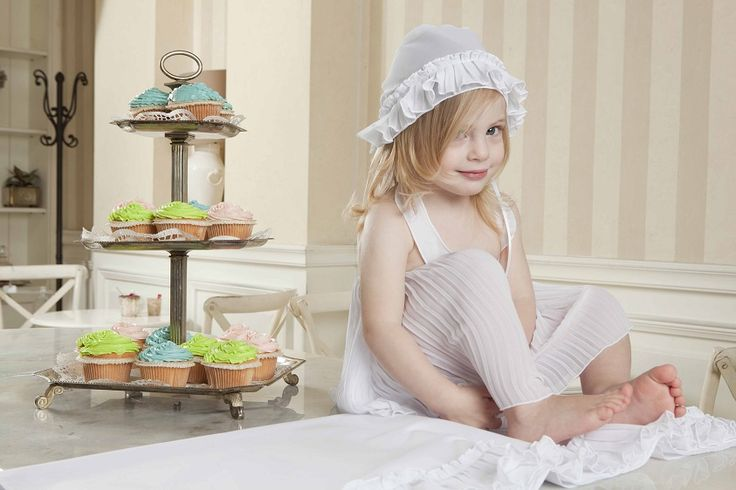 Isn' t she the cutest? #baptism #christening #ladopana #oilcloths #firstbath