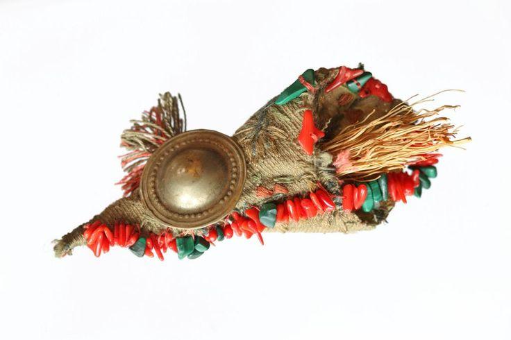 hand made brooch