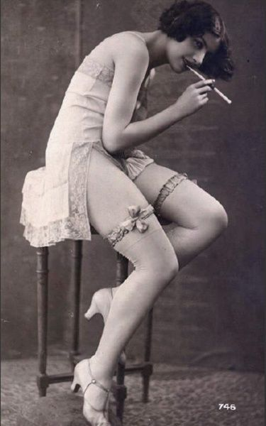 Naughty Flappers =)