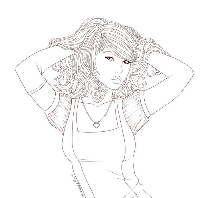 Com13 - Mave Inked by DarlingMionette.deviantart.com on @DeviantArt