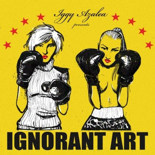 Give Ignorant Art a spin - it's the latest tape from Iggy Azalea, having dropped on Wednesday, September 28th, 2011. Iggy Azalea's musical situation is impro...