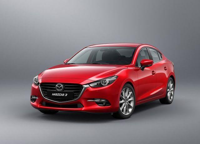 AutoNewCarsBlog: 2017 Mazda 3 Sedan