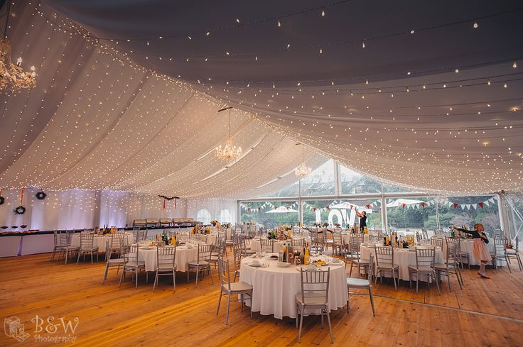 Namiot weselny || Wedding marquee