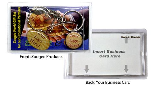 Zoogee: gift set 3  Multi-Product Promotions Customer Appreciation Gift Selection    Save money and dramatically increase your marketing impact while providing a multiple product selection giveaway to your customers. By providing a choice of multiple custom gifts you will assure the use and the exposure of your gift and exceptionally enhance the perception that you care.  http://creatchman.promocan.com/fr/linename-search/?lineid=24435