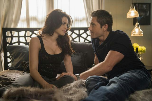 Witches of East End - Freya and Dash | TV | Pinterest