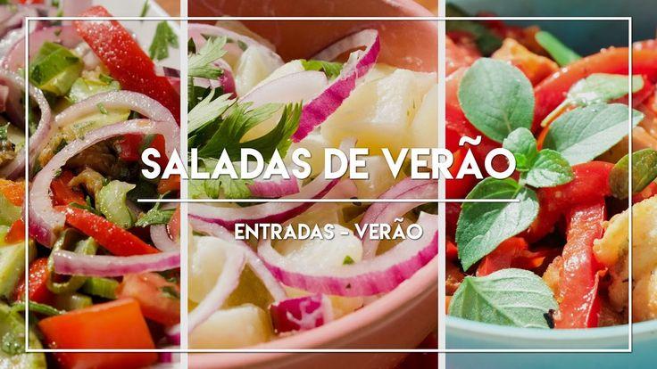 Saladas para o Verão - Receitinhas de Verão #5