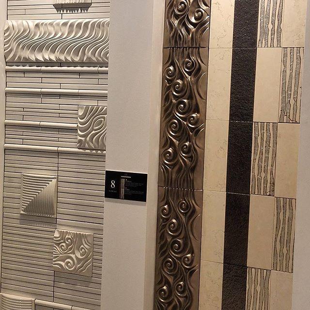 3D #мрамор #керамика #мозаика от Cottoveneto на #Cersaie2015 #BolognaFiera #bologna #вседляванной #дизайнинтерьера #дизайн #яркийдизайн #потомучтокрасиво Всем #отличныхвыходных #пятница !