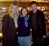 Mazz with Altan at Dingle Record Shop.  www.dinglerecordshop.com