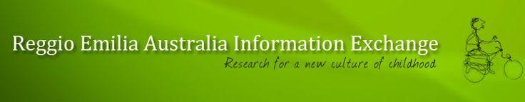 Reggio Emilia Australia Information Exchange