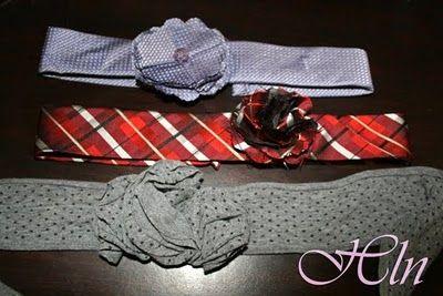 more tie crafts