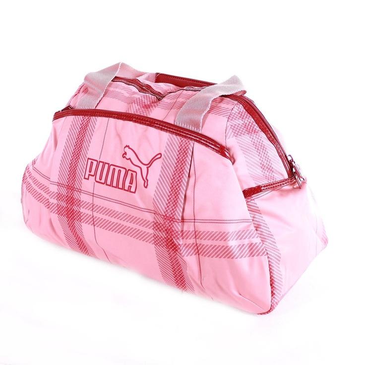 Puma Holdall Pink Shoulder Bag Gym Sports Travel £19.95