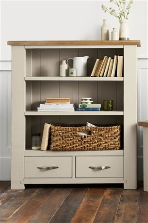 Hartford® Painted Console Bookcase by Next