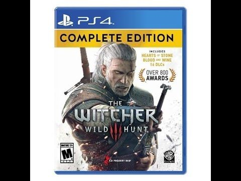 Ps4 games review , Witcher 3: Wild Hunt Complete Edition - PlayStation 4...