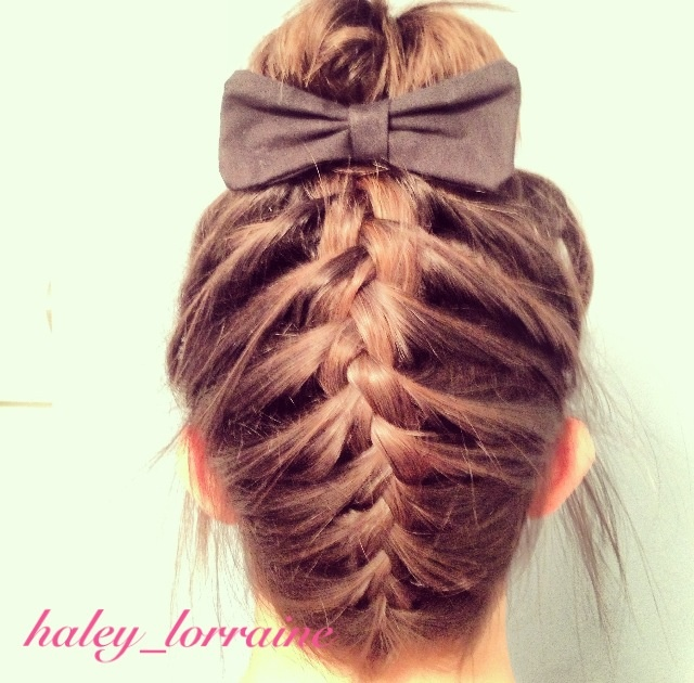 Pleasing 1000 Ideas About Braided Sock Buns On Pinterest Sock Buns Sock Short Hairstyles For Black Women Fulllsitofus