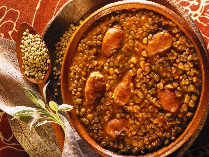 stufato-di-lenticchie-e-salsicce