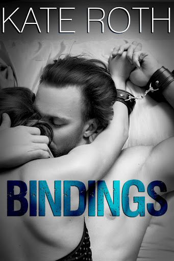 Book-o-Craze: Cover Reveal {Teasers} -- Bindings by Kate Roth