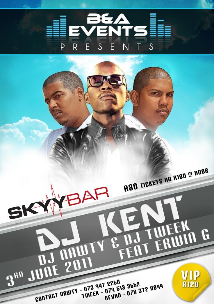 Kent @ Skyybar