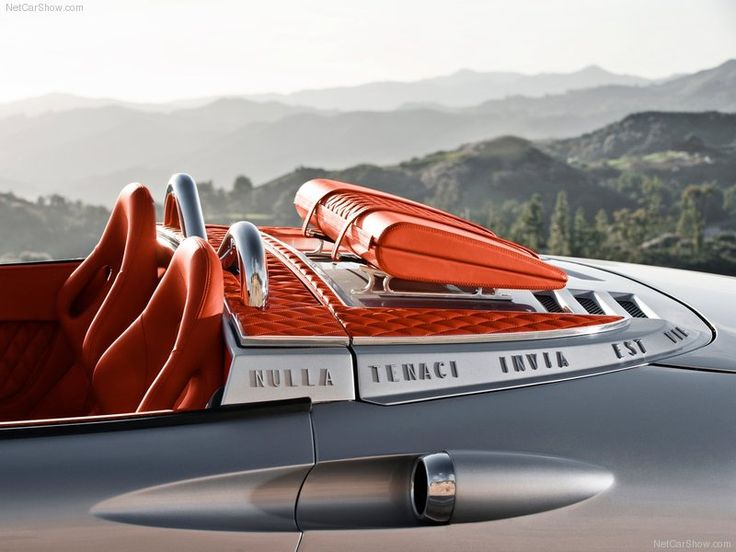Spyker C8 Coches de Lujo