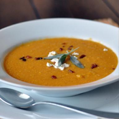 Christine Avanti: Butternut Squash Soup - Shape Magazine