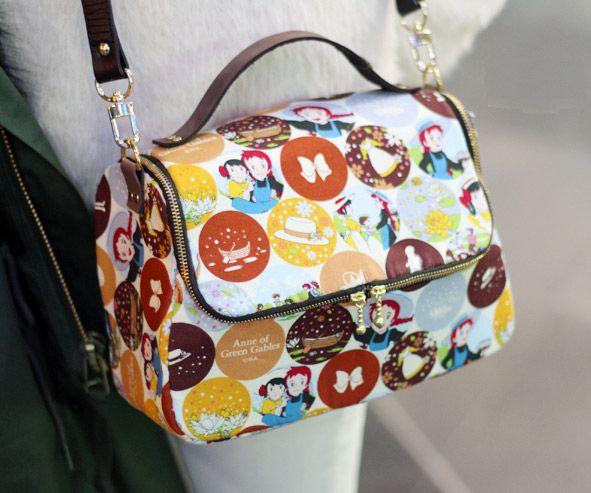 Cute Zipper Bag Tutorial. Сумочка на молнии