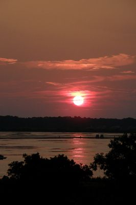 Sunset from Siren SongSubmitted By: Bob Spelled Backwards
