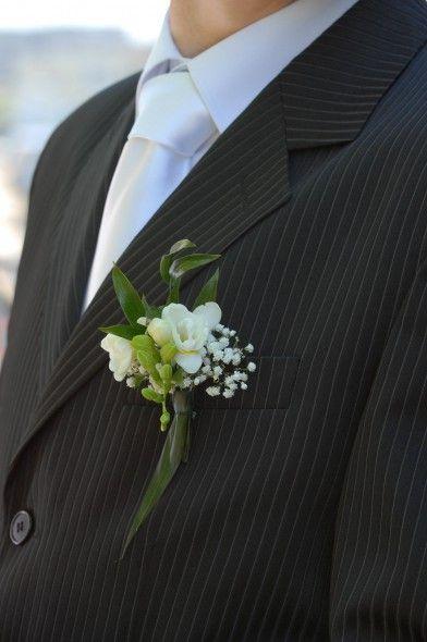 Anstecknadeln Hochzeit