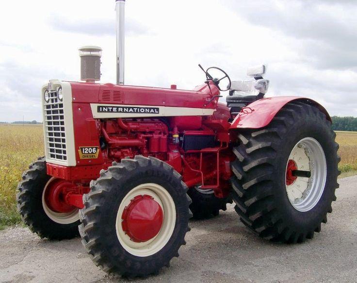 Antique International Tractor Wheel : Ih wheatland fwa brady boy favorites pinterest