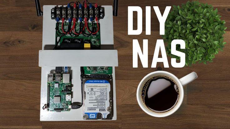 DIY NAS/PLEX Media Server Raspberry PI Build Log