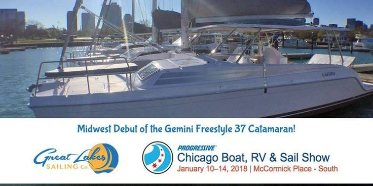 Great Lakes Sailing Company is your home for ASA sailing school, charter sailing and new boat purchase on the Great Lakes. Gemini Catamaran, Hunter and Jeanneau sales. #boatonlakesailing