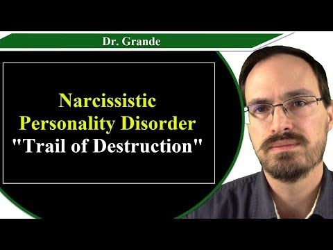 The Narcissistic Trail of Destruction: Video – Therapy Soup