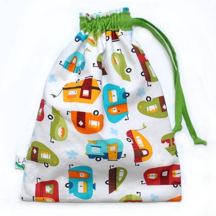 17 Best images about Fabric toy bags on Pinterest