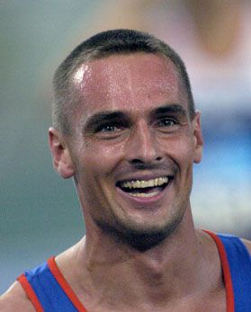 Roman Šebrle (1974) - athlete, considered to be one of the best decathlon athletes of all time. #Czechia