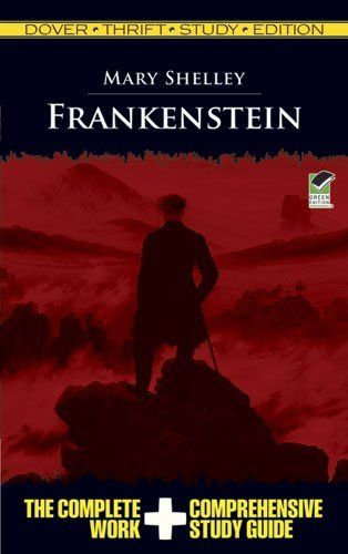 Frankenstein Thrift Study Edition (Dover Thrift Study Edition) by Mary Shelley. $5.95. Publication: August 3, 2009. Publisher: Dover Publications (August 3, 2009)